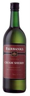 Fairbanks Cream Sherry 1.50l - Case of 6